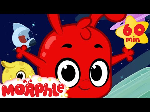 Morphle in Space (+1 hour funny Morphle the super hero kids videos compilation)
