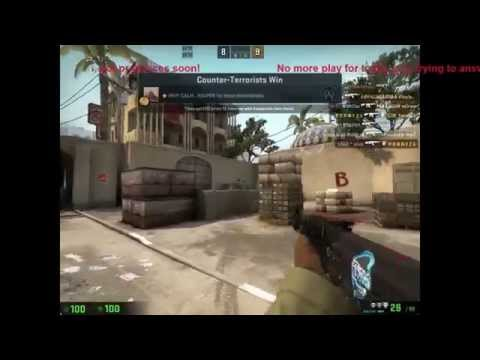 CS:GO - Shox Deathmatch [Twitch] 13/10/2014