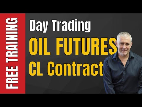 Day Trading Oil Futures. CL Contract
