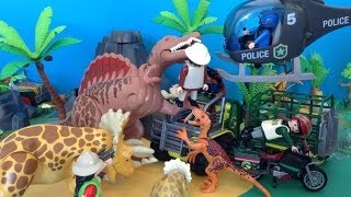 Playmobil Dinos dinosaure dinosaurs Jurassic World THE EXPLORERS