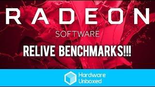 видео AMD Radeon Drivers