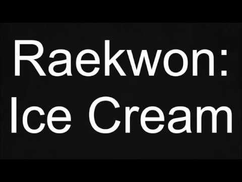 Ice Cream lyrics