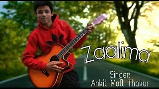 Zaalima - Cover || Raees || JAM8 | Reprised / Unplugged Cover By Ankit.OfficiaL