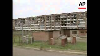 CHECHNYA: GUDERMES: RUSSIA/CHECHNYA CONFLICT