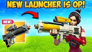 Baixar *NEW* PROXIMITY LAUNCHER IS INSANE!! - Fortnite Funny Fails and WTF Moments! #586