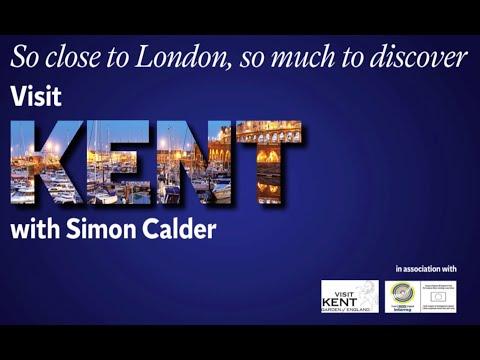 Visit: Kent with Simon Calder
