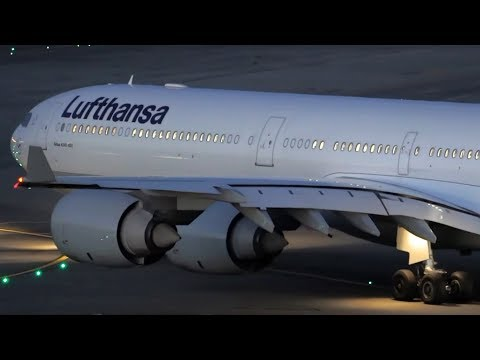 BRILLIANT Late Night HEAVY Aircraft Takeoffs | San Francisco Airport Plane Spotting