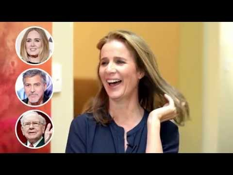 Frankly Speaking  Rachel Griffiths answers Fast Five Questions Nov 2016