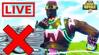 GEEN GRATIS V-BUCKS & DUOS MET DJUNCAN?! | Fortnite Battle Royale LIVE (Nederlands NL)