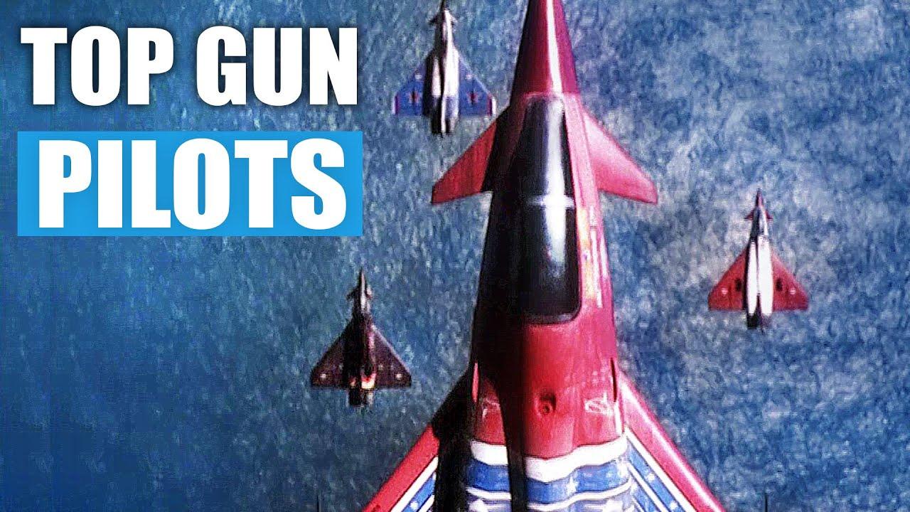 TOP GUN Pilots - Film COMPLET en Français (Course d'Avion de Chasse)