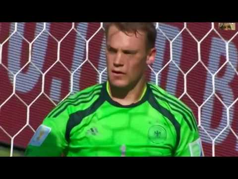 France  vs Germany 0 1 Highlights FIFA World Cup Quarter Final 2014 HD 720p