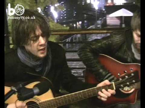 A SILENT FILM  SLEEPING PILLS Acoustic BalconyTV