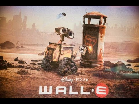 WALL-E  Andrew Stanton Interview