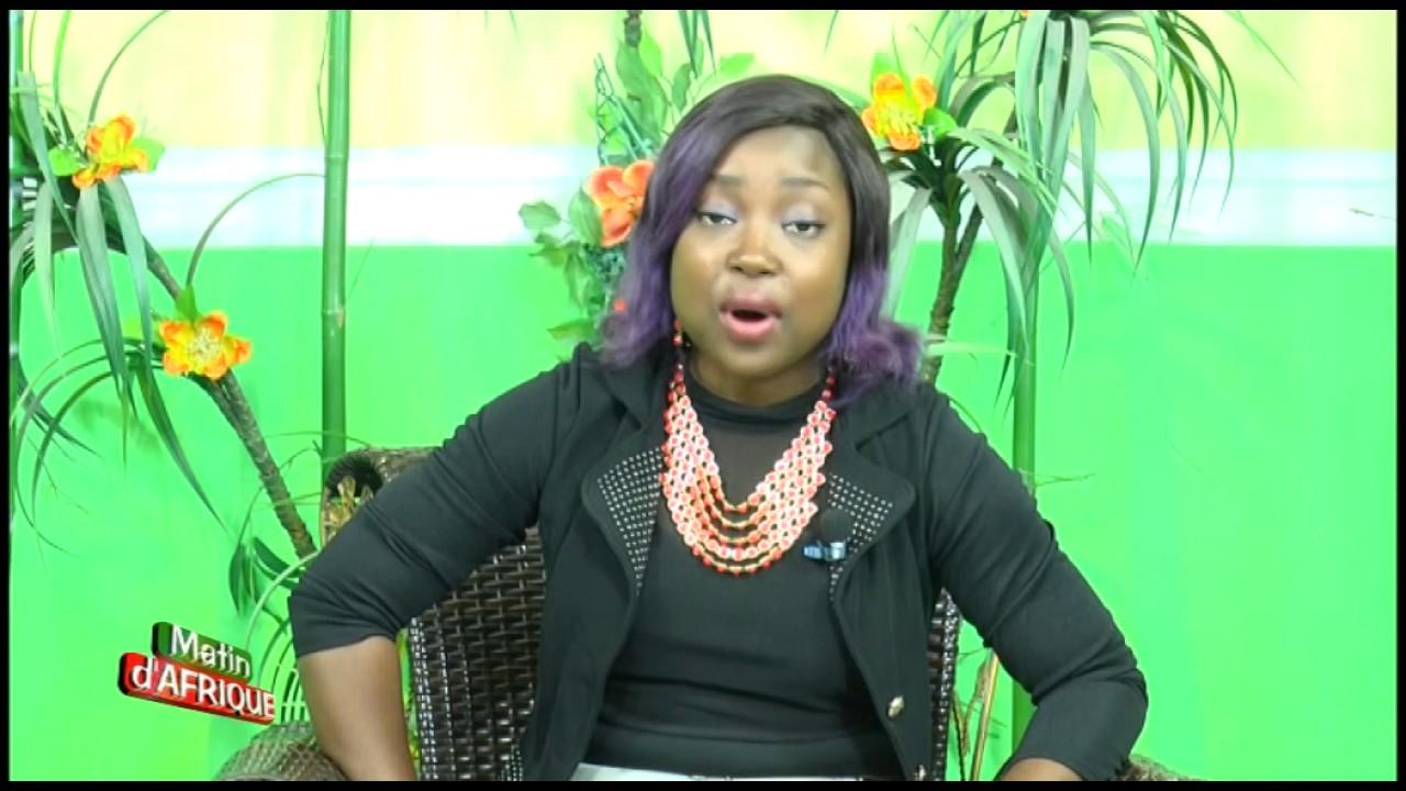 Matin d Afrique Ruth 2017 04 27 1