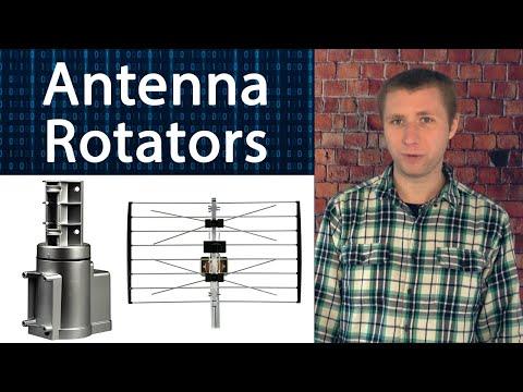 Antenna Rotators -
