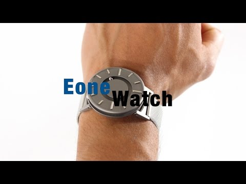 "Eone Watch Review ""Designed for Everyone"" (Gents Tech)"
