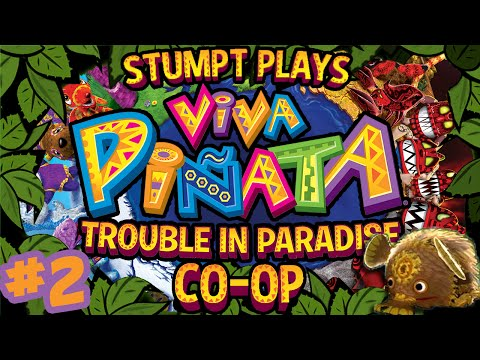 Viva Pinata: Trouble In Paradise - #2 - Beginning Breeding