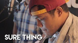 Sure Thing- Miguel (Love & Hafa Adai Cover) Acoustic Attack Guam