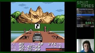 V-Rally Edition 99 (GBC) Hard Arcade - 35:14.09