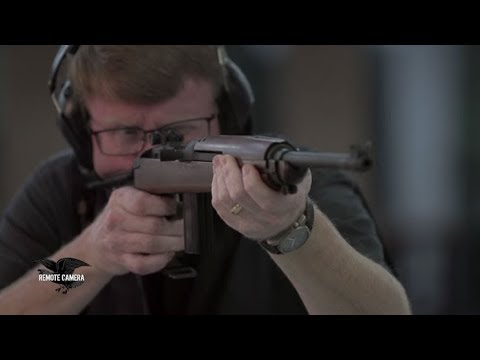 """american-rifleman-television:-inland-mfg.-m1a1-""""paratrooper""""-carbine-review"""