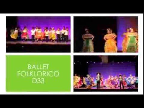 WEST CHICAGO DISTRICT 33 BALLET FOLKLORICO 2016