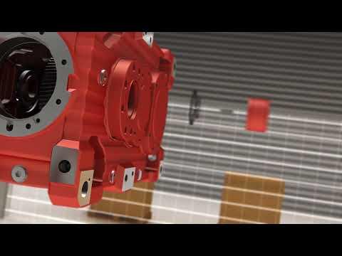 SEW - Heavy industrial solutions - Industriegetriebe-Lösungen mit Varianz und Stärke