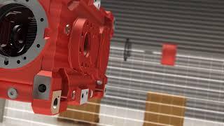 Industriegetriebe-Lösungen | kraftvoll, zuverlässig, robust | SEW-EURODRIVE