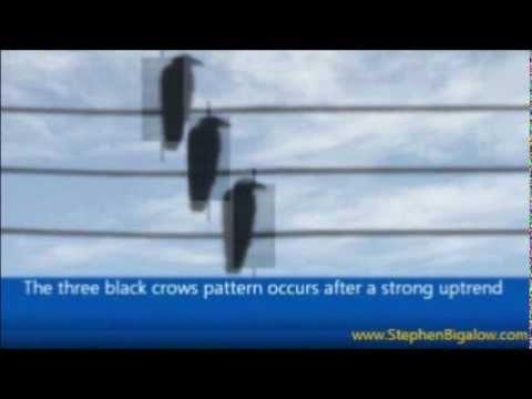 Three black crows youtube