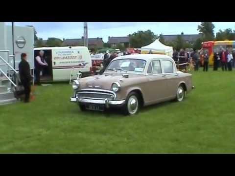 1958 Hillman Minx Irish Classic And Vintage Motor Show 2006