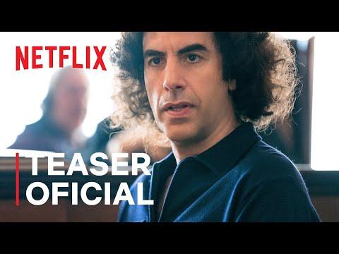 Os 7 de Chicago | Teaser oficial | Filme Netflix