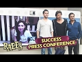 raees success press conference - full