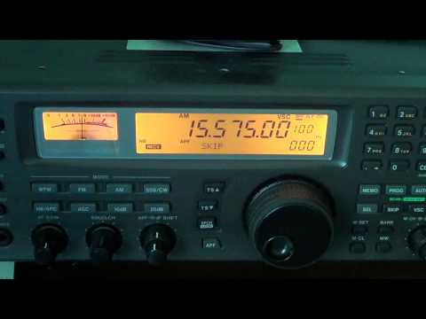 KBS World Radio Shortwave from South Korea 15575 khz