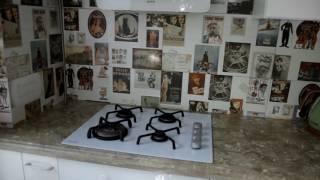 Современная кухня - дизайн интерьера