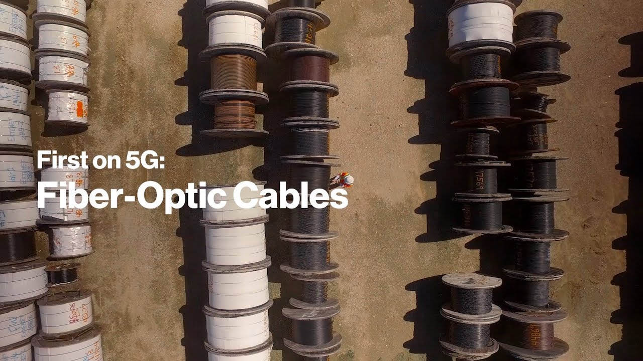 5G Fiber-Optic Cables | Best for a good reason.