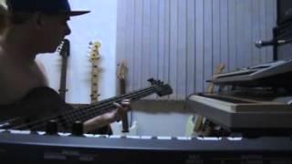 EPIPHONE THUNDERBIRD VINTAGE SUNBURST BASS IV - BELCHIOR BASS PLAYING