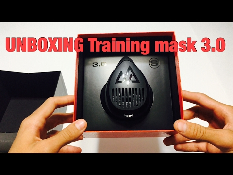 training-mask-3.0-unboxing