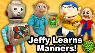 SML Movie: Jeffy Learns Manners!