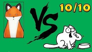 STRIKEFORCE KITTY 2 - Котята VS Лисят 2 - #2