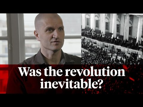 The Russian Revolution was not inevitable. China Miéville explains why.