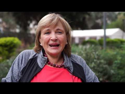 Meet Sara from Beshela, Israel's Organization for Older Lesbians