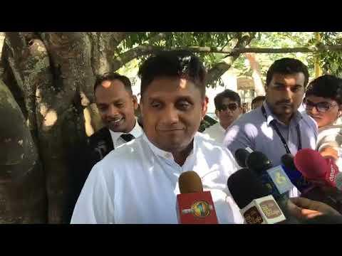 UNP Deputy Leader Sajith Premadasa on Court of Appeal Decision