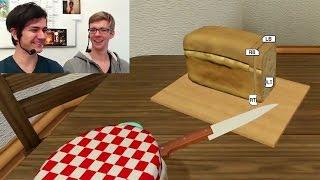 I am Bread - Gameplay: So witzig spielt sich der Brotsimulator