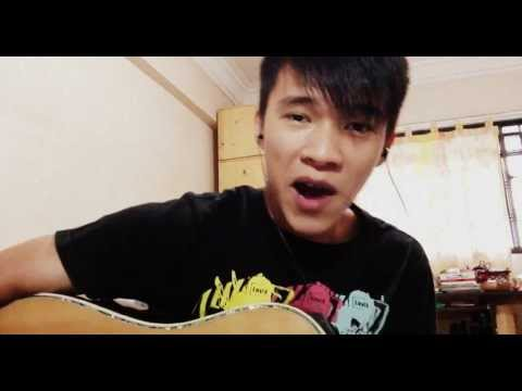 Asian Boy Sings Country - Josh Turner - Your Man (Cover)