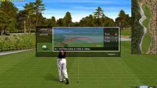 Microsoft Golf 1999 - Huge Par Save