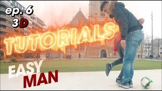 How to do the 3D - EASY MAN TUTORIALS ep. 6