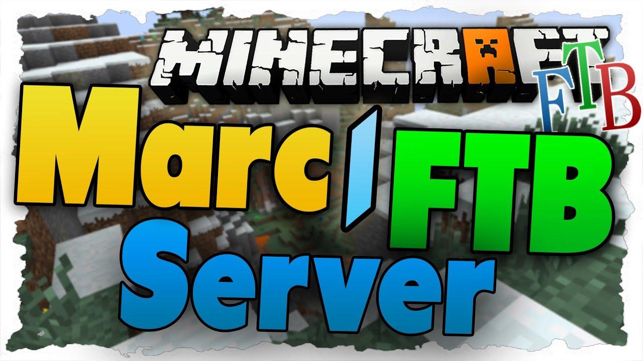 FeedTheBeast Infinity Server Erstellen Minecraft Marc Tutorial - Minecraft server mit mods erstellen 1 8 9