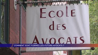 Yvelines | Comment sont formés les futurs avocats ?