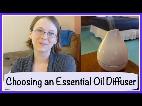 Choosing an Essential Oil Diffuser