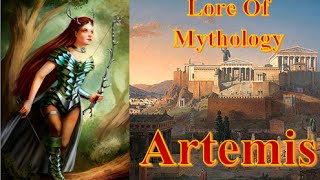 Lore of Mythology: Artemis goddess of the hunt
