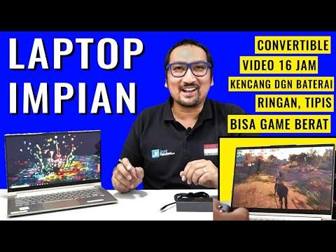 Laptop Impian, Memenuhi Syarat Project Athena: Review Lenovo Yoga C940, Intel Core i7-1065G7